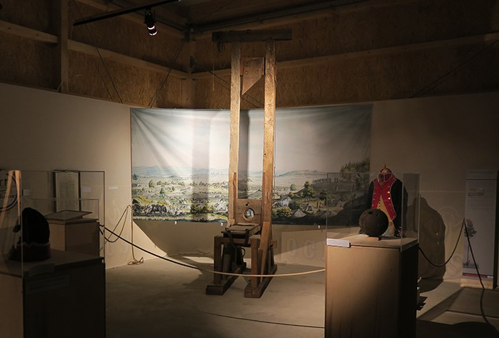 "Ausstellung ""Expedition Custine"""