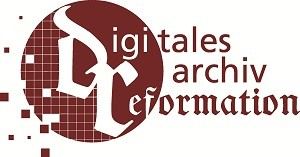 Logo Digitales Archiv der Reformation